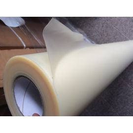 Application tape trasparente goffrato americano bobina h.cm.122x100mt. cod. 12AT6